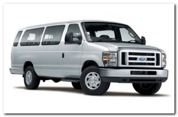 Fleet Ford Van